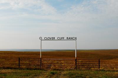 Country Scene - Clover Cliff Ranch - Photo Taken: September 30, 2007