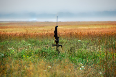 Country Scene - Water Pump - Photo Taken: September 25, 2008