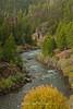 Salmon River above the dam