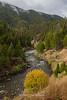 Salmon River upstream form the dam