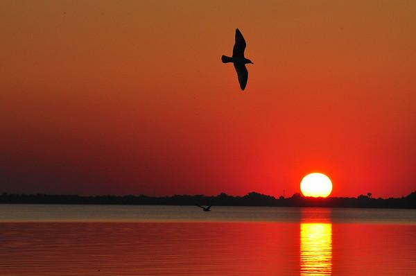 St. Mary's Sunset