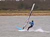 06 February 2011. Windsurfing off North Hayling. Copyright Peter Drury 2011
