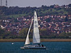 09 April 2011. Sailing in Langstone Harbour.  Copyright Peter Drury 2011