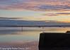 Sunset at Broadmarsh. Copyright Peter Drury 2011