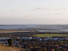 06 Nov 2011 View from the fort over Langstone Harbour, Fort Purbrook, Portsdown Hill.