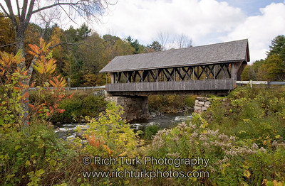 Packard Hill Covered Bridge