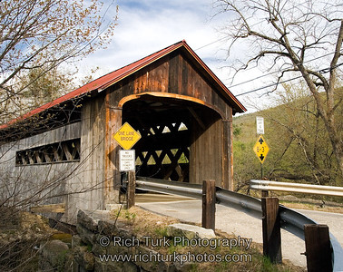 Coombs Covered Bridge, Winchester, New Hampshire