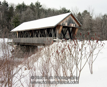 Packard Hill Bridge, Lebanon NH