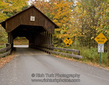 Dingleton Hill Covered Bridge