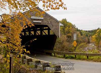 Swiftwater Bridge, Bath, New Hampshire