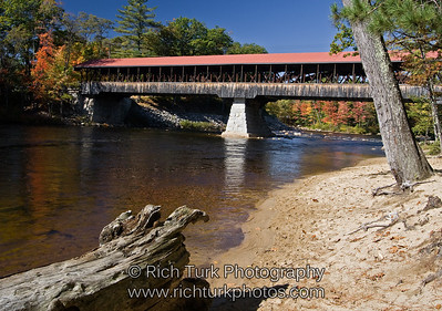 Saco River  Covered Bridge