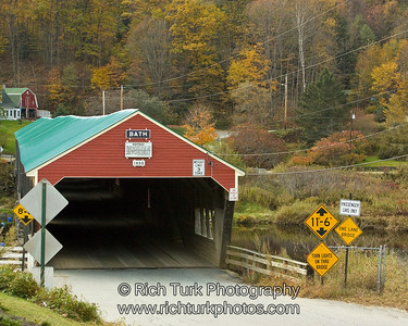 Bath Bridge, New Hampshire