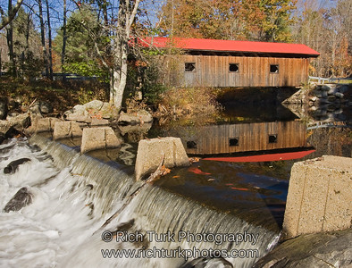 Waterloo Covered Bridge, Warner, NH