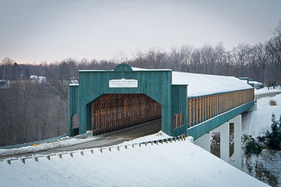Smolen-Gulf Covered Bridge 001
