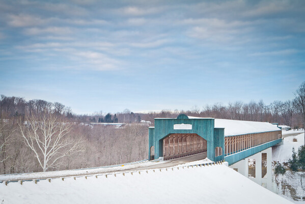 Smolen-Gulf Covered Bridge 003
