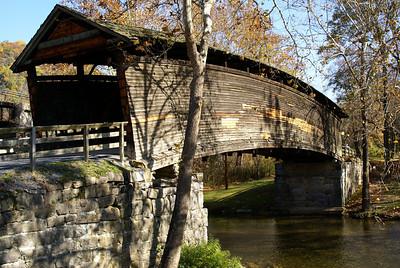 Humpback Bridge near Covington, VA