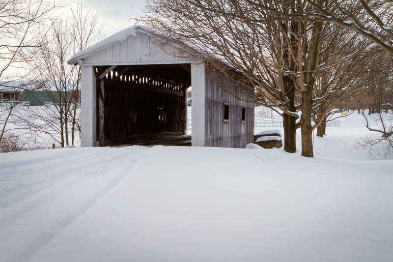 South Denmark Road Covered Bridge 002