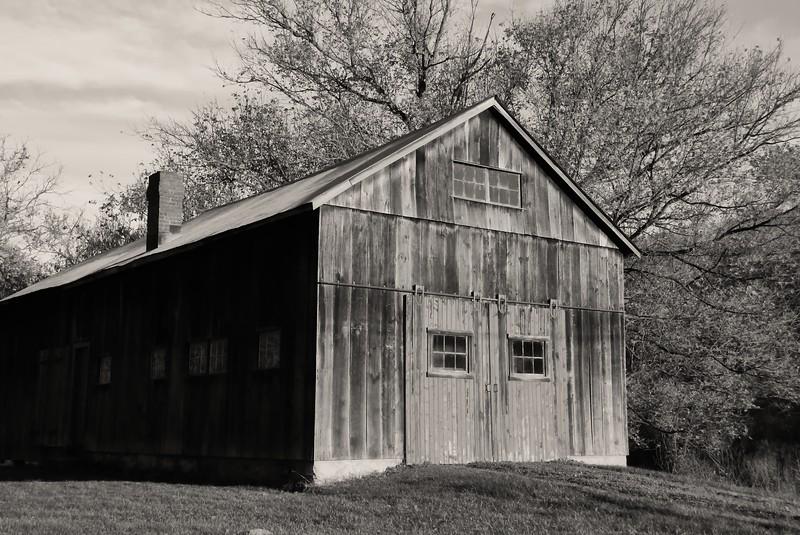 Country Road Barn