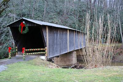 Bob White's Covered bridge
