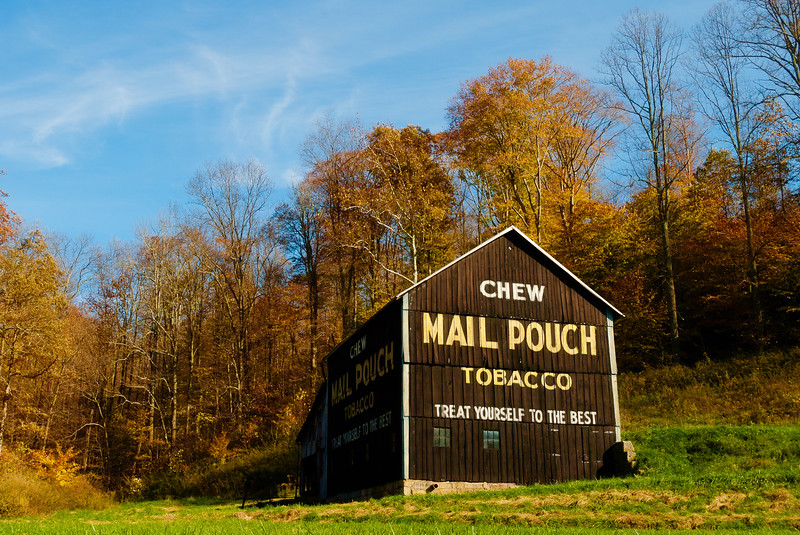 Chew Mail Pouch Tobacco!