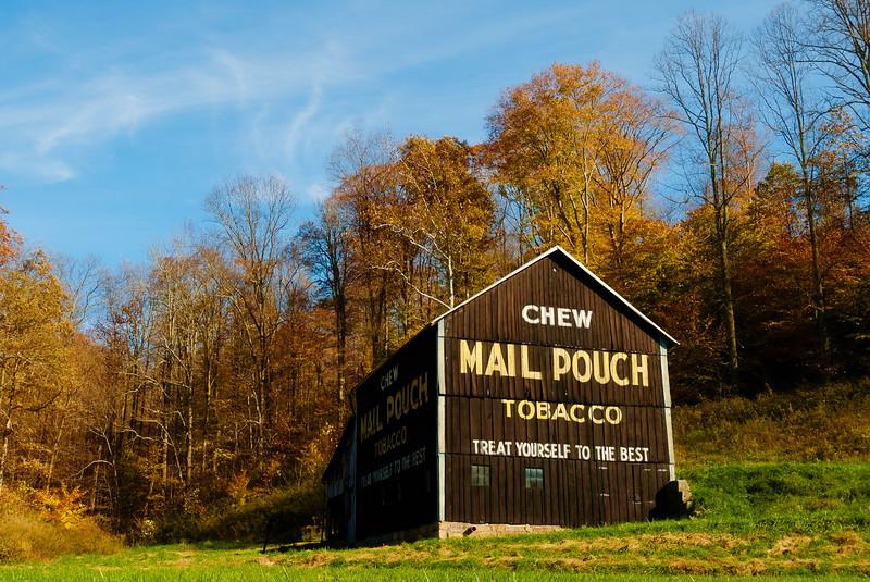 Chew Mail Pouch Tobacco!