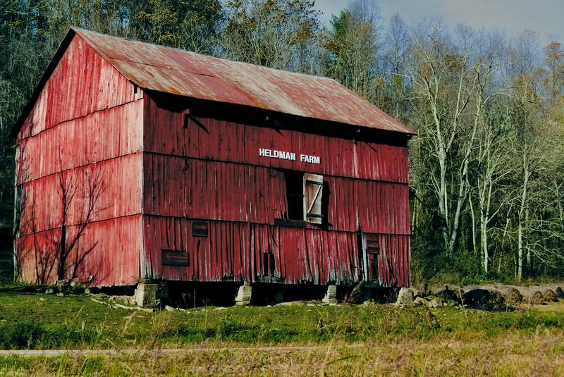 Heldman Farm Barn