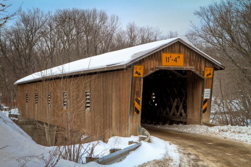 Creek Road Bridge 002
