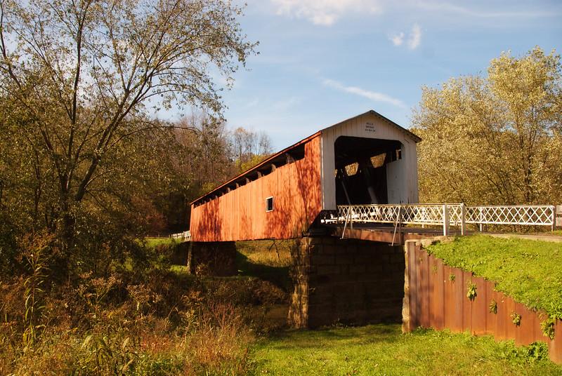 Hills Covered Bridge
