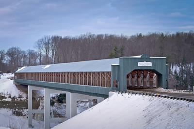 Smolen-Gulf Covered Bridge 004