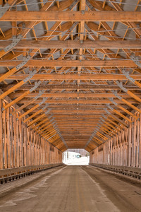Smolen-Gulf Covered Bridge 007