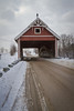 Netcher Road Covered Bridge 001