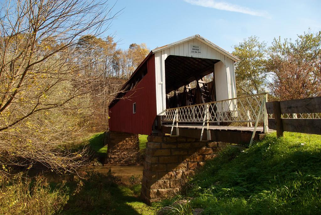 Hills Bridge