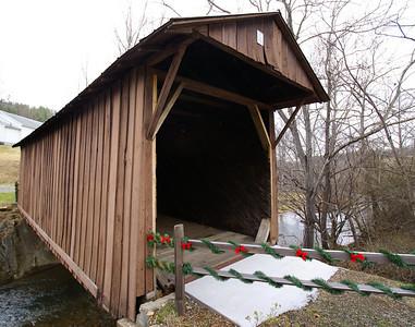 Jack's Creek Covered Bridge near Woolwine,VA
