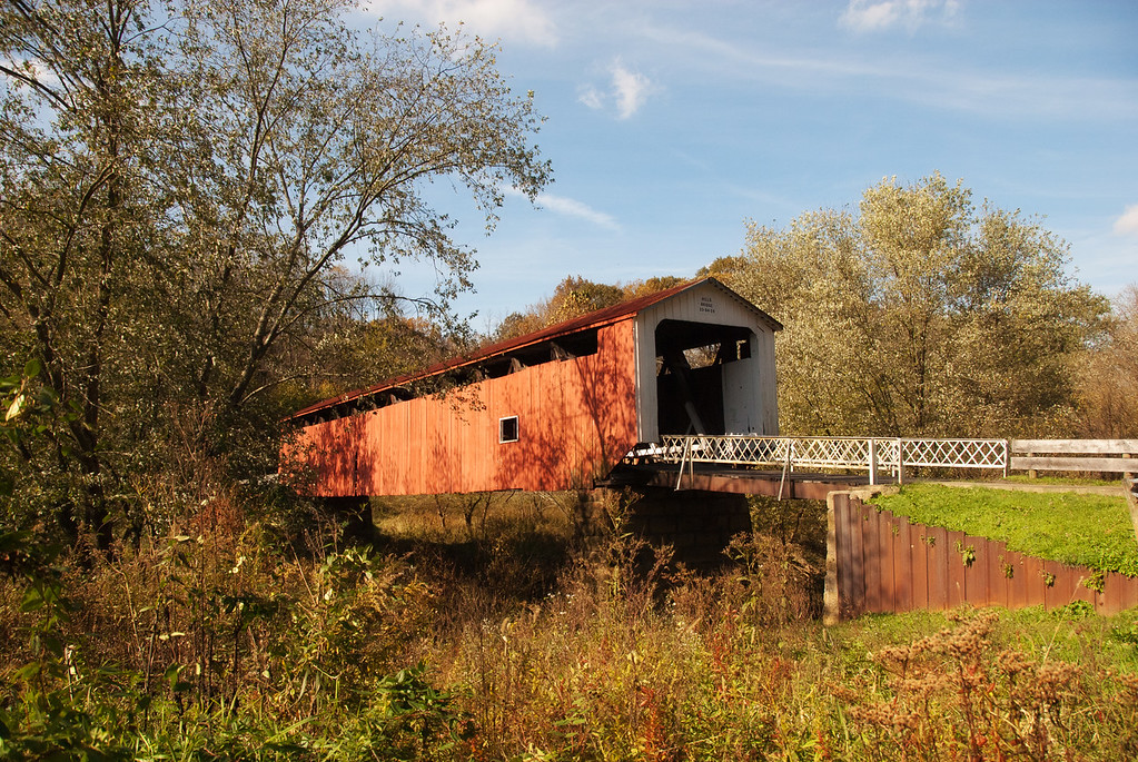 Hills Covered Bridge