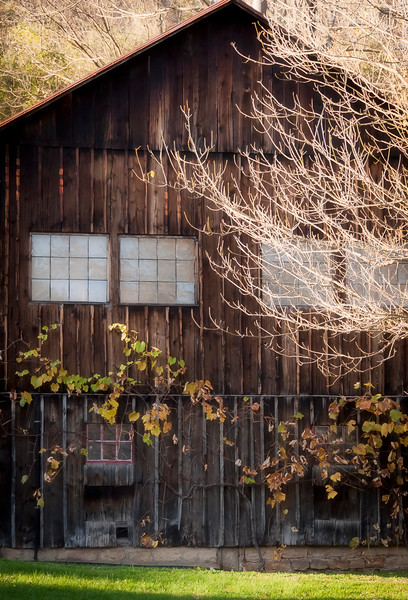 Old Barn in Ohio