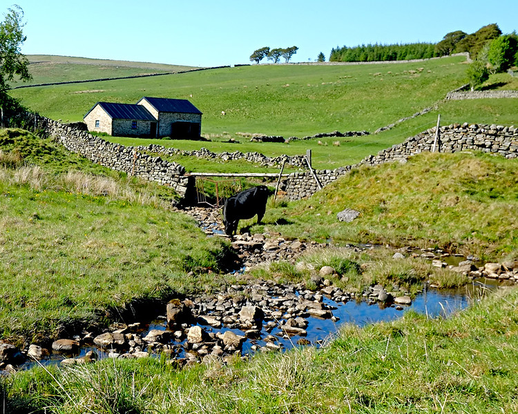 Teesdale in Co Durham