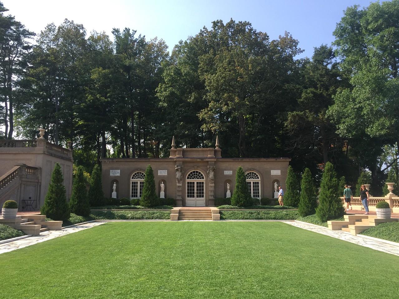 Castle Hill at Crane Estate