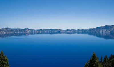Crater Lake, Oregon, U.S.A.