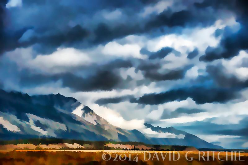 Grand Tetons #2