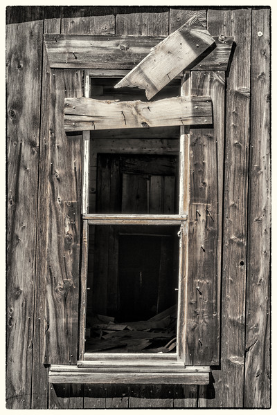 Window - Midwest Mine (1911-1970's)