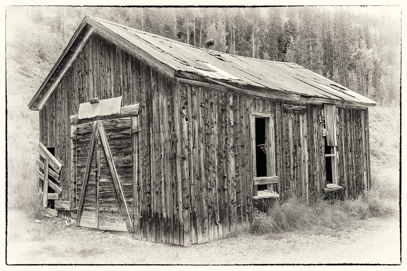 Midwest Mine Site - The Bachelor Loop - Creede, Mineral Co., CO