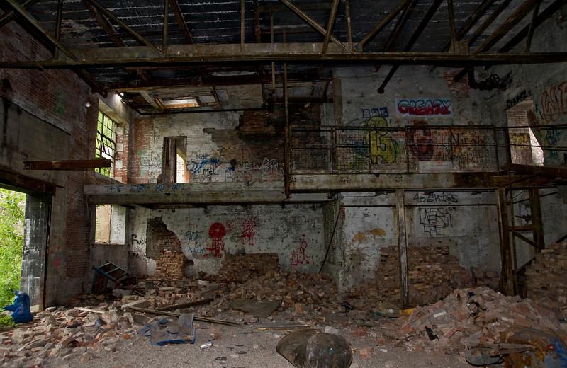 Inside Wharehouse