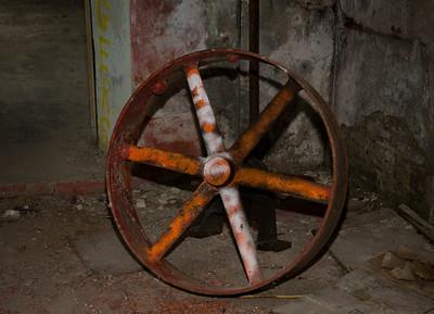 Belt Drive Wheel