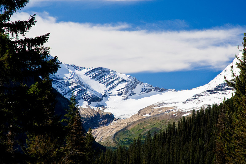 Glacier National Park - THE glacier we saw