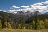 San Juan range Colorado
