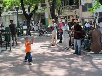 Street music, Santiago de Cuba