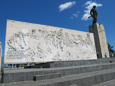 Monument to the Revolution, Santa Clara