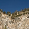Troodos mountains, the aspestos mine area, Cypros 2008