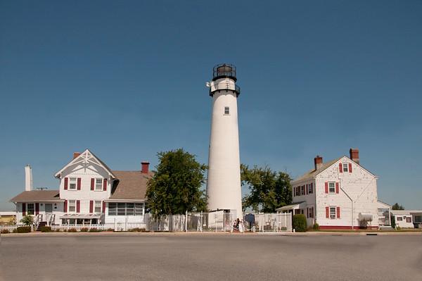 Fenwick Island Lighthouse, Fenwick Island, Delaware