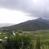 Overlooking taro patches, Kauai, Hawaii